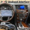 Android Multimedia Video Interface for Infiniti Qx80 / Qx60 / Qx56 / Q70 2014-2017 Year, Car GPS Navigation 3GB RAM T7 CPU