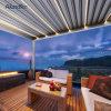 Motorised Waterproof Roof Pergola System