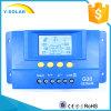 30A Solar Controller 12V/24V 24h-Backlight for Solar System G30