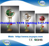 Yaye 18 Lighting Gemstone Globe with World Map / Wedding Gifts/ Christmas Gifts/ World Globe