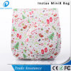 White Flower PU Leather Mini8 Mini8 Plus Camera Case Bag