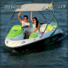 4 Passengers Speed Boat with Bimini Top