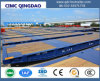 Cimc 80tons 40FT Container Low Bed Gooseneck Roll Roll Mafi Trailer Truck Chassis
