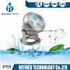 3W RGB Color IP68 Stainless Steel LED Underwater Spotlight Fountain Light