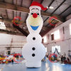 New Brand Attractive Funny Festival Inflatable Snow Man, Christmas Decoration, Inflatable Snowman