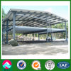 ISO9001 Prefab Steel Structure/Steel Frame Warehouse/ Light Steel Structure