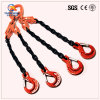 G80 Lifting Chain with Hook for Cargo Lifting Sling