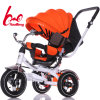 2016 Hot Selling New Model High Quality EVA/Air Wheel Baby Tricycle Kids Push Tricycle for Children Wholesale