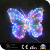 RGB 2D Butterfly Decorative Lights