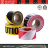 Reflective Black / Yellow Reflective Plastic Safety Caution Tape (CC-CT04)