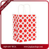 Patterned Shopping Bag Promotional Gift Bags Kraft Shopping Bags