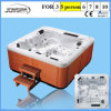 Jy8012 5 Person Use Jet Whirlpool Bathtub with TV
