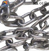 Welded Galvanized Carbon Steel Short Link Marine Anchor Chain