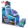 Coin Operated Prize Lottery Game Water Shooting Gun Machine-- Crazy Water