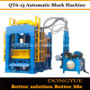 Qt6-15 Fully Automatic Block Machine (45 set in India)