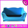2015 Comfortable Wooden Dog Bed, Wholesale High Quality Luxury Pet Dog Beds, Hot Sale Rectangle Wooden Dog Beds W06f004b
