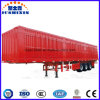 Direct Factory Price 3 Axle Enclosed Van/Box Type Cargo/Utility Heavy Tractor Truck Trailer with Long Locks
