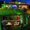 Red Green Waterproof Outdoor Christmas Laser Lights