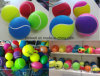 Indoor Outdoor Giant Logo Printed Tennis Ball