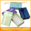 Custom Jewellery Gift Box Foam Insert Logo Printing (BLF-GB349)