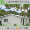 2016 Hot Sale Lowest Cost Light Steel House Prefabricated House Villa