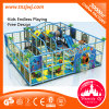 Modern Kids Indoor Climbing Play Equipment for Games