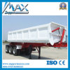 60 Ton 3axle Tipper Trailer Tractor Dump Trailer for Sale