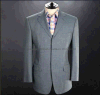Wholesale OEM Top Quality Men′s Fashion Suit Jacket