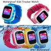 Waterproof IP67 Kids GPS Tracker with Colorful Screen (Y5W)