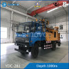 YDC-2B1 Full Hydraulic Mobile Drill for Diamond Bit Drilling
