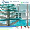 Anti Slip Clear Sgp Tempered Laminated Glass for Stairs