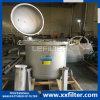 Quick -Open 316ss 304ss Liquid Bag Filter for Industrial Water Filter Housing