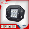 18W Flush Mount LED Work Lamp for Tractor