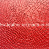 Hot Sale Vinyl PVC Leather Fabric for Sofa Chair Upholstery (HW-243)