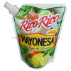 Stand-up Spout Pouch for 200g Mayonesa Packing
