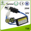 New Desin High Power T10 20W CREE LED Car Bulb