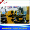 Kr-Xf8 Multi Functional Steel Pipe Hollow Tube 8 Axis CNC Plasma Cutting Beveling Grooving Machine