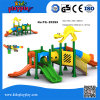Small Popular Kids Plastic Castle Outdoor Playground