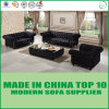 European Style Leisure Living Room Fabric Sofa Set
