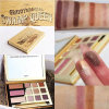 Tarte Eyeshadow palette Swamp Queen Eye Shadow 12 Colors with brush