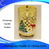 American European Country Celebrate Christmas Day Candle Holder