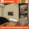 Classic Embossed Wall Paper for Wall Decoration