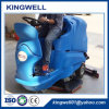 Airport Warehouse Office Electric Floor Cleaning Scrubber with CE
