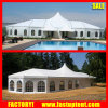 Multi-Side Ends Luxury High Peak Mixed Wedding Party Dome Tent