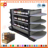 Gondola Double Sided Steel and Wooden Supermarket Shelf (ZHs607)
