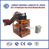 Automatic Hydraulic Interlocking Clay Brick Machine (SEI2-10)