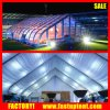 100'x100' Luxury Outdoor Curve Structure for Event and Party Concert
