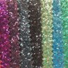 Shiny Glitter PU Leather for Bags Shoes Gift Box Making