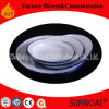 Sunboat Enamel Dinner Plate/Kitchenware Food Plate/Logo Customized/Tableware