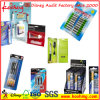 Electronical Products / Battery / Tools Blister Packaging Cover with Printing Cardboard